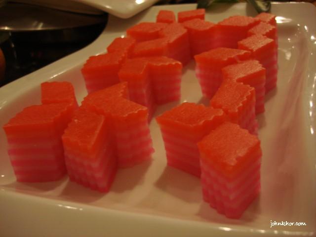 Dinner buffet desserts review @ Palms Restaurant, Hydro Hotel Penang 9