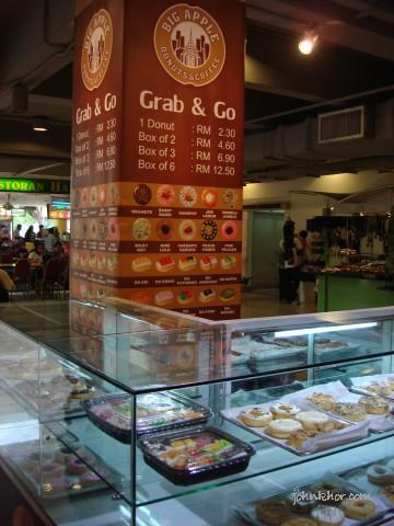 The smallest Big Apple Donut shop @ Pulau Langkawi