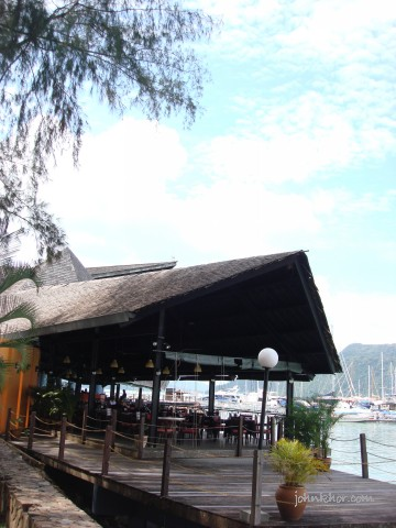 Pulau Langkawi Nature Discovery 1-Day Trip Review Lunch Time 2
