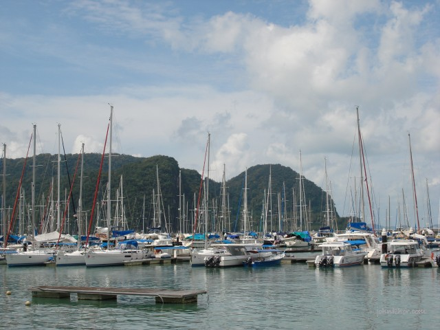 Pulau Langkawi Nature Discovery 1-Day Trip Review Lunch Time 5