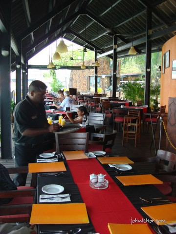 Pulau Langkawi Nature Discovery 1-Day Trip Review Lunch Time 6