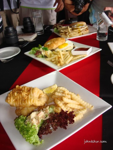 Pulau Langkawi Nature Discovery 1-Day Trip Review Lunch Time 12