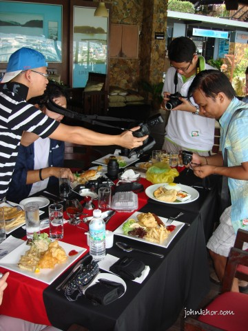 Pulau Langkawi Nature Discovery 1-Day Trip Review Lunch Time @ Royal Langkawi Yacht Club 17