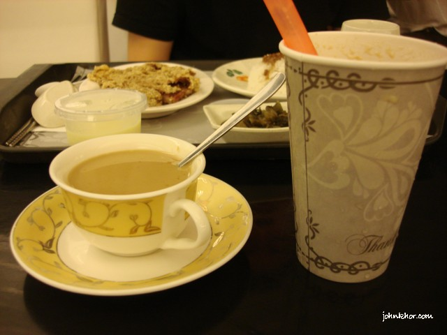 Taiwan Bubble Milk Tea @ Taiwan Fast Food / 台湾风味情, Gurney Plaza, Penang