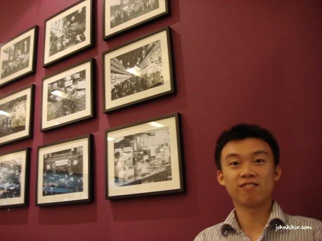 Ambience of Xian Ding Wei, Queensbay Mall, Penang