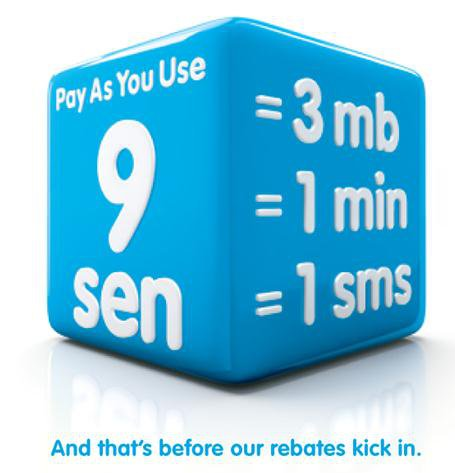 YTL YES 4G Rates & Prices
