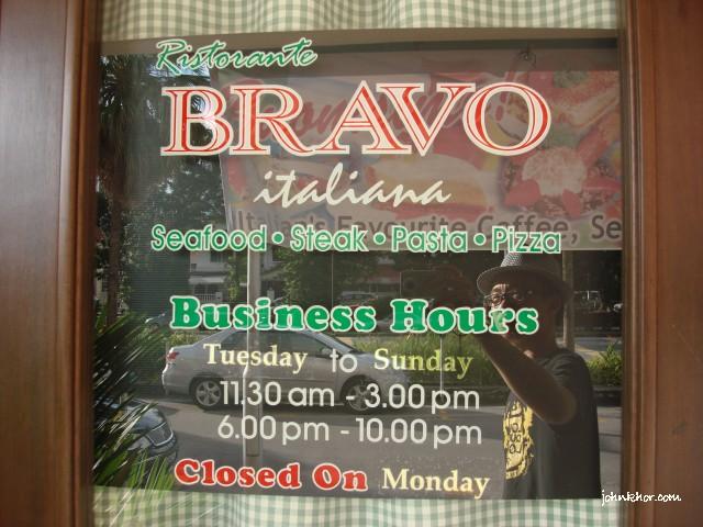 Food Review - Bravo Italiana @ i-Avenue @ Bayan Baru, Penang-2