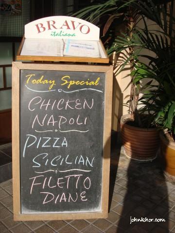 Food Review - Bravo Italiana @ i-Avenue @ Bayan Baru, Penang-3