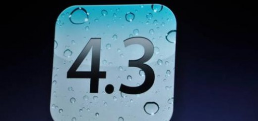 Apple iOS 4.3 launching