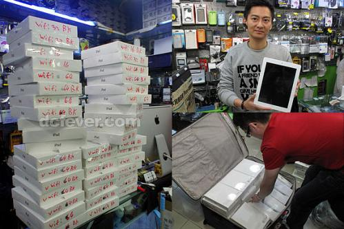 iPad 2 Individual Resellers @ International Markets