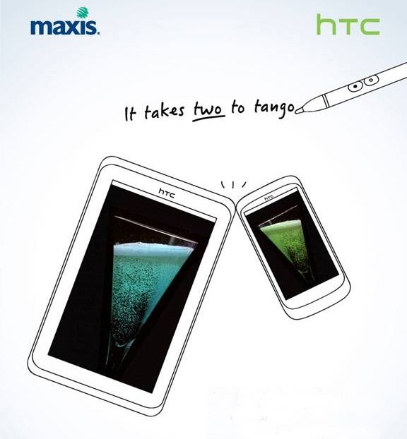 HTC Flyer & HTC Incredible S launch by Maxis