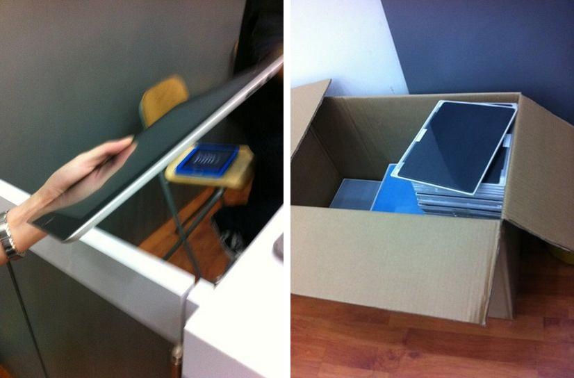 iPad 2 Malaysia @ Tropicana Mall