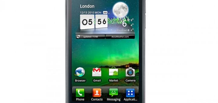 LG Optimus 2X @ Malaysia, Celcom