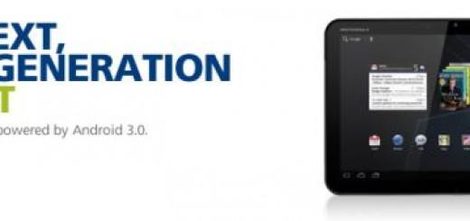 Motorola Xoom ROI by Maxis