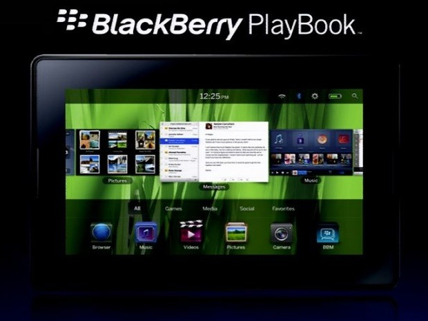 RIM Playbook Blackberry Tablet @ Malaysia