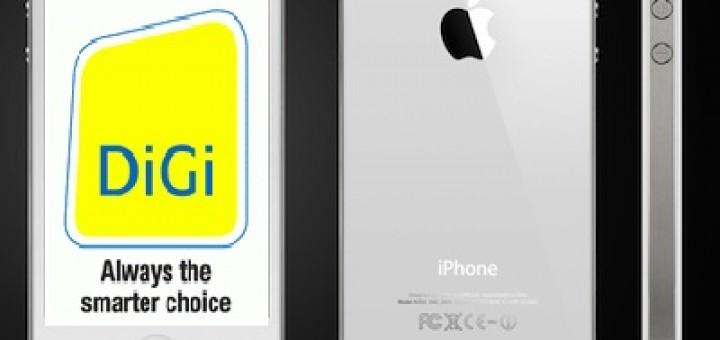 White iPhone 4 DiGi