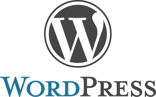 Wordpress logo for blog