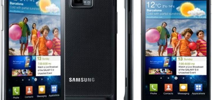 Samsung Galaxy S II Picture Malaysia