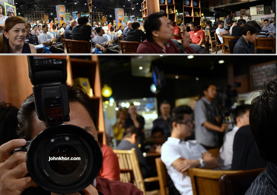 Yes Life iOS Bloggers Event @ National Geographic Cafe, Lot 10 (29)