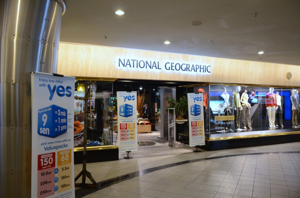 Yes Life iOS Bloggers Event @ National Geographic Cafe, Lot 10 (3)