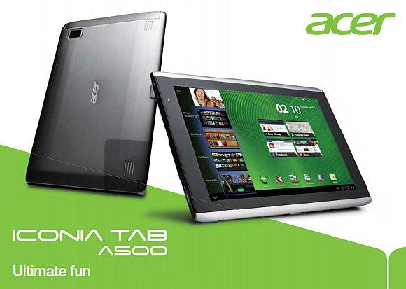 Acer Iconia Tab A500 Malaysia