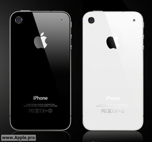iPhone 5 rumored cosmetic changes