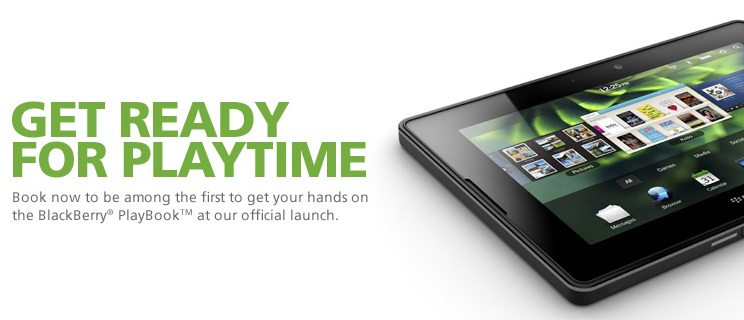 Maxis RIM Blackberry Playbook bundled package