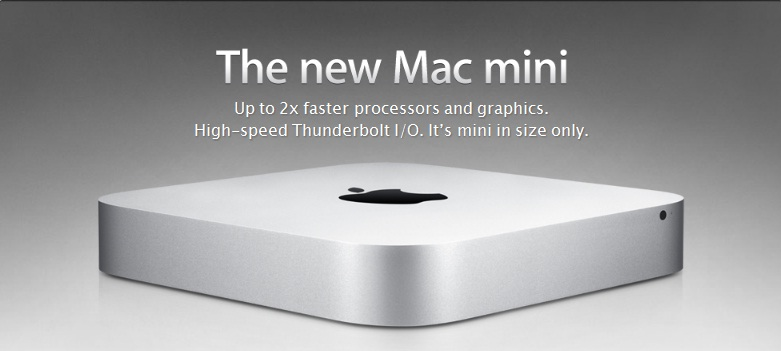 Mac Mini 2011 refresh