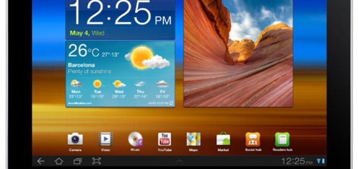 Samsung Galaxy Tab 10.1 inch