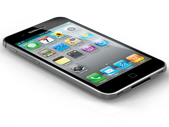 iPhone 5 rumored design