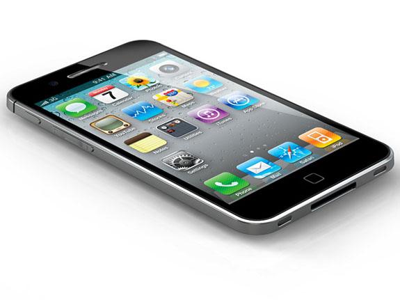 iPhone 5 rumored design