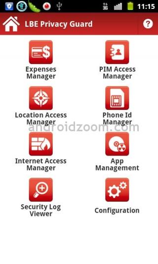 LBE Privacy Guard 2.1 picture