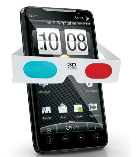 HTC Evo 3D Malaysia