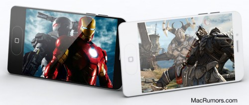 iPhone 5 rumored design 1