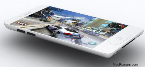 iPhone 5 rumored design 3