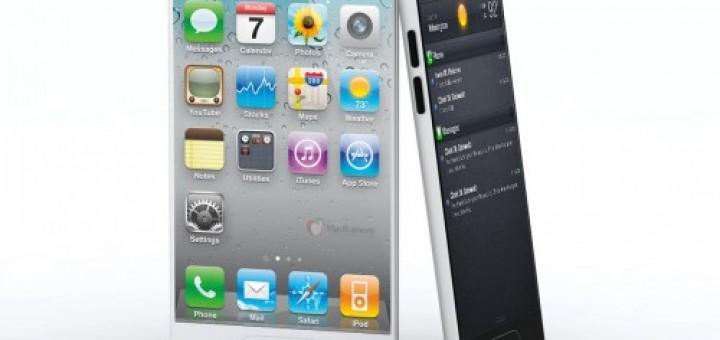 iPhone 5 rumored design 4