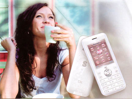CSL Emma DS900 Phone
