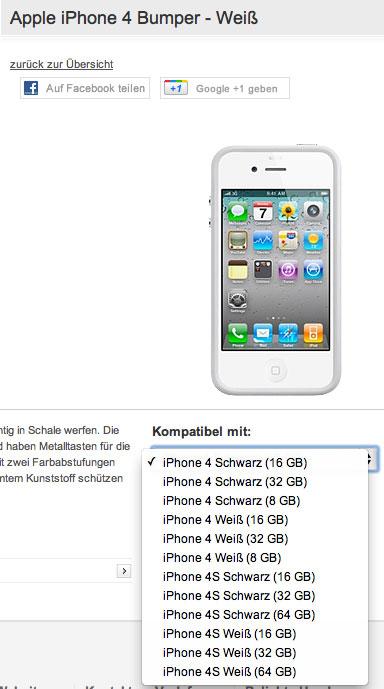 iPhone 4S Germany
