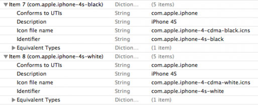 iPhone 4S iTunes Beta Leaks