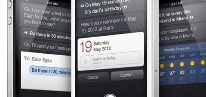 Siri iPhone 4S Malaysia