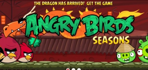 Angry Birds Seasons Year of the Dragon CNY