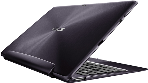 Asus Transformer Prime With Dock