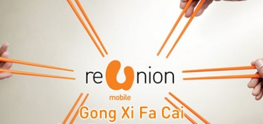 U Mobile Happy CNY Reunion