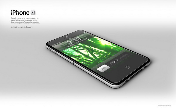 iPhone 5 Desgin Mockup Picture (1)