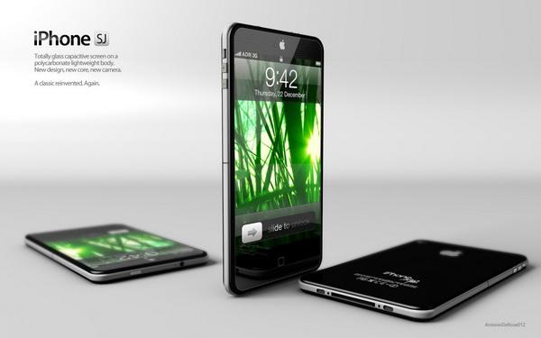 iPhone 5 Desgin Mockup Picture (4)