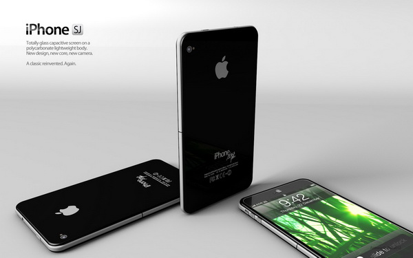 iPhone 5 Desgin Mockup Picture (3)