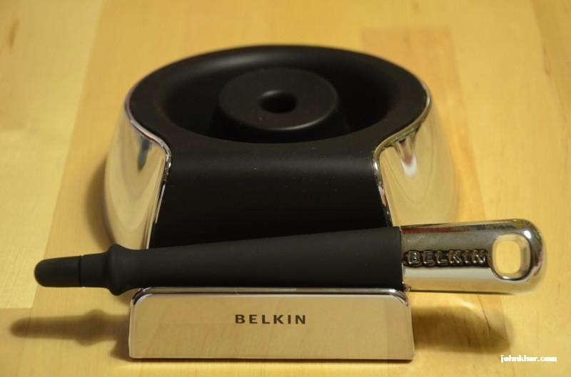 Belkin Tablet Stand & Smart Stylus 2