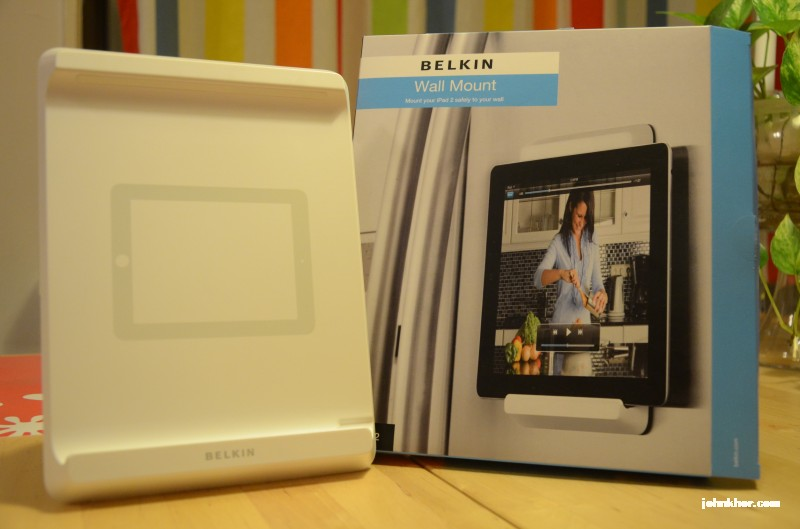 Belkin iPad 2 Wall Mount 1