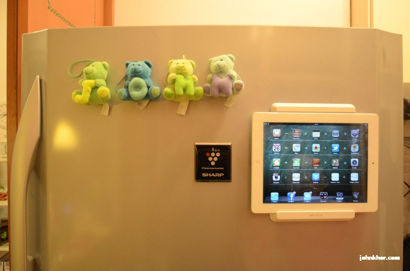 Belkin iPad 2 Wall Mount 3