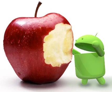Google Android OS vs Apple iOS